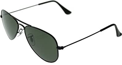 Ray Ban Sunglasses RB3044 L2848 Black/Crystal Green 52mm