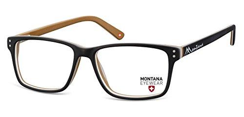 Montana -  Montatura  - Uomo marrone Schwarz - braun