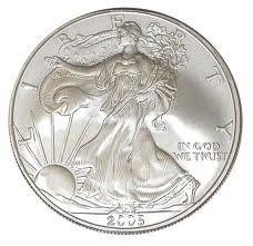 Silver Eagles Uncirculated