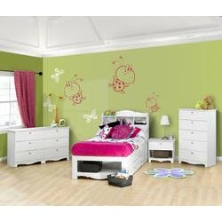 Cheap Dixie Kids Bedroom Furniture Set 3 – Nexera Furniture – 400157 (B004CQXA0K)
