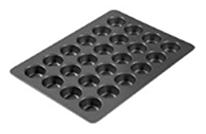 Wilton Industries 2105-6966 Mega Muffin Pan, Non-Stick, 24-Cup - Quantity 1