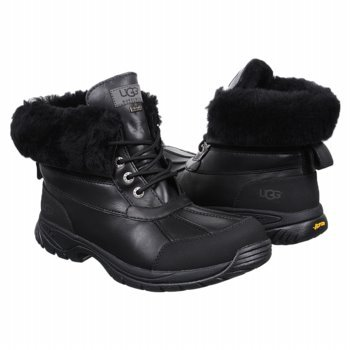 Ugg Men's Hilgard You'll love the strength and style of the Hilgard boots  from UGG(R) Australia.Waterproof full grain leather upper in a casual cold  weather ...
