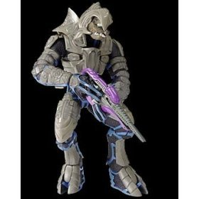 Picture of ERTL Ertl Halo 2 Figure #5-Arbiter  75907A (B00080AQLK) (Halo Action Figures)
