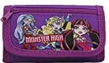 Tri-Fold Wallet – Monster High – Ghoulishly (Purple) thumbnail