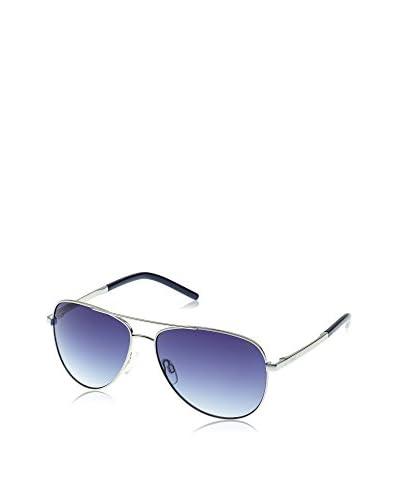 Fila Occhiali da sole Sf9734K (61 mm) Grigio/Blu Scuro