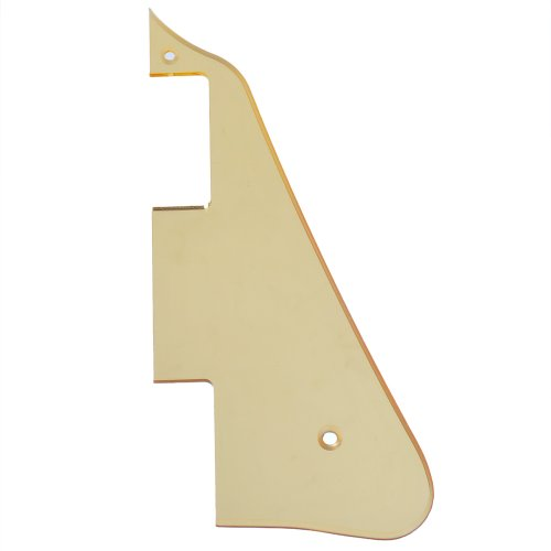 1Pc High Quality Gold Mirror Electric Guitar Pickguard For Gibson Les Paul Guitar Replacement