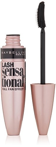 Maybelline New York Lash Sensational Black Pearl Washable Mascara