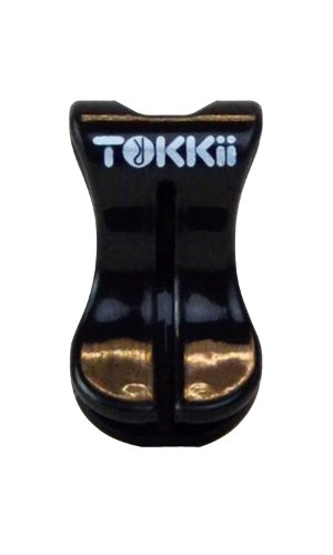 Tokkii Tamer Earphone Wire Management Clip & Organizer (Black)