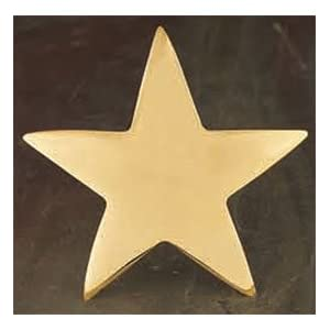 Design Imports Gold Star Napkin Ring