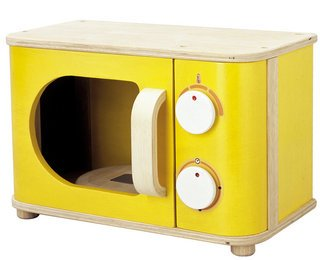 Microwave - Buy Microwave - Purchase Microwave (Plan Toys, Toys & Games,Categories,Pretend Play & Dress-up,Sets,Cooking & Housekeeping)