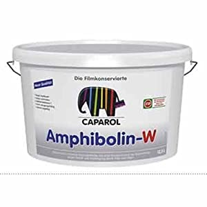 Caparol Amphibolin W Universal Fassadenfarbe weiß 12,5 L  BaumarktKundenbewertung und Beschreibung