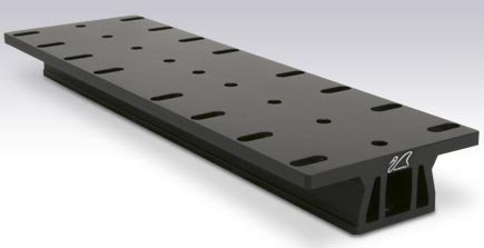 William Optics Long Vixen Style Dovetail Plate M-Pv-L