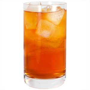 Mango Passionfruit Herbal Iced Tea