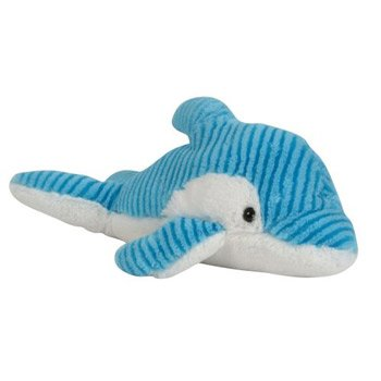 """One Plush Stuffed Animal Dolphin - 13"""" front-1052848"""