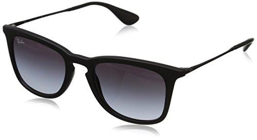 ray-ban-mod-4221-lunettes-de-soleil-unisex-adult-nero-gommato-nero-gommato-taille-50