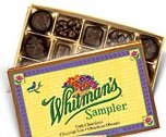 Whitman's Sampler Dark Chocolate Assorted