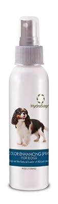 HydroSurge Pro Nourish Pet Coat Color Enhancing Spray 4 oz.
