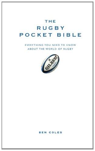 La Biblia de bolsillo de Rugby