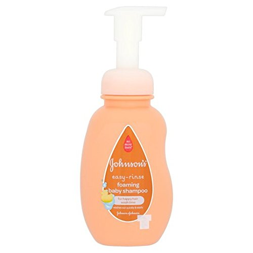 bebe-de-johnson-facil-de-enjuagar-espuma-champu-250ml