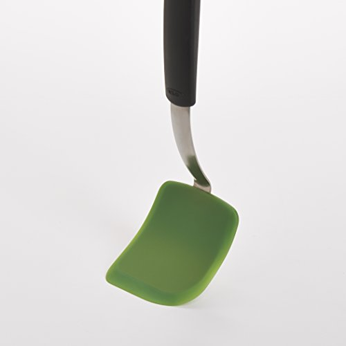 Oxo Good Grips Silicone Cookie Spatula Green 719812034560