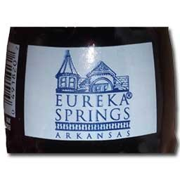 Eureka Springs Arkansas 1999 Coca-Cola Bottle front-545220