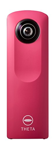 Ricoh Theta Pink