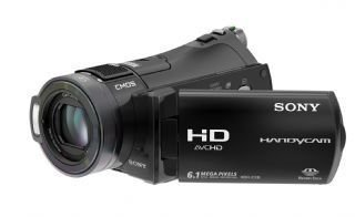 Sony HDRCX6 High Definition Memory Stick Camcorder