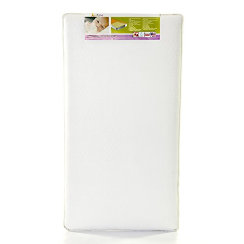 Dream On Me Convoluted, Orthopedic, Innerspring Crib and Toddler Bed Mattress