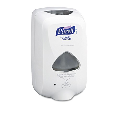 Purell Touch Free Automatic Hand Sanitizer Dispenser kitnsn2828201nsn5220835 value kit nib nish 8520015220835 purell instant hand sanitizer nsn5220835 and nib nish 7510002828201 binder clip nsn2828201