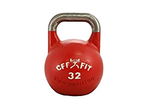 CFF 32 kg Pro Competition Russian Kettlebell (Girya) Great for Cross Training and MMA Training!
