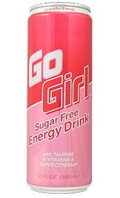 16 Pack - Go Girl Energy Drink - 12oz.16 Pack - Go Girl Energy Drink - 12oz.
