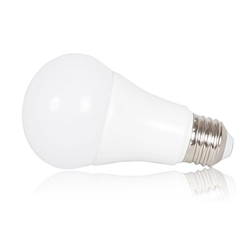 maxxima led a19 800 lumens 60 watt equivalent warm white 2700k light bulb 10 watts pack of. Black Bedroom Furniture Sets. Home Design Ideas