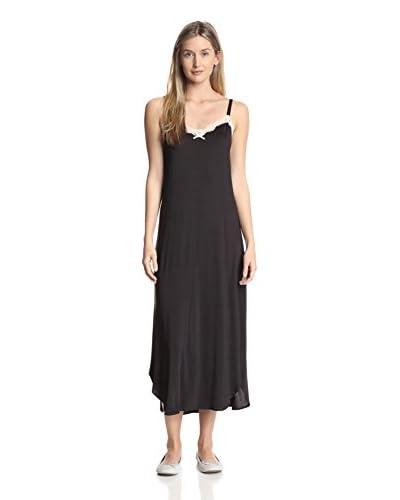 Oscar de la Renta Pink Label Women's Boudoir Lace Nightgown