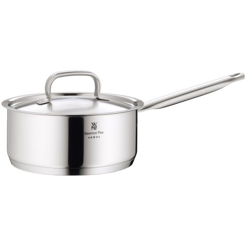 WMF Gourmet Plus STainless Steel Saucepan with Lid, 1.4 Litres
