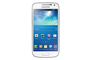 Samsung Galaxy S4 Mini I9195 - Factory Unlocked - International Version - LTE/4G (White)