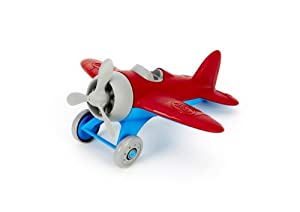 Green Toys Airplane Vehicle Toy from Green Toys