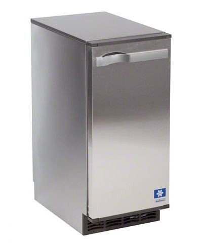 Manitowoc SM-50A Ice Maker with Bin, Makes Cube-Style Ice (Under Counter Ice Cube Maker compare prices)