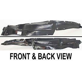 NISSAN HARDBODY PICKUP TRUCK 86-97/ NISSAN PATHFINDER 87-95 FRONT SPLASH SHIELD (92 Nissan Hardbody Parts compare prices)