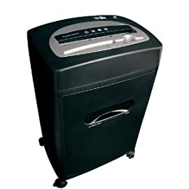 PAPERMATE 12 Sheet Cross-Cut Shredder [Electronics]
