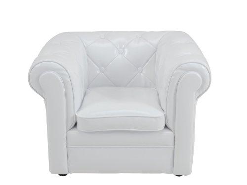 hamgao jip jip0226 fauteuil mini chesterfield pu. Black Bedroom Furniture Sets. Home Design Ideas