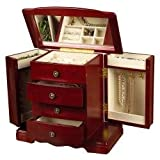 Harmony Cherry Musical Jewelry Box