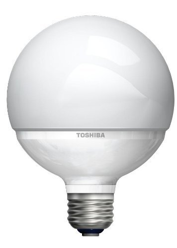 Toshiba Led Ball Bulb 8.9W E-Core (Total Luminous Flux Equivalent To Daylight White 730 Lm /) (E-Core) Ldg9N (Japan Import) By Toshiba