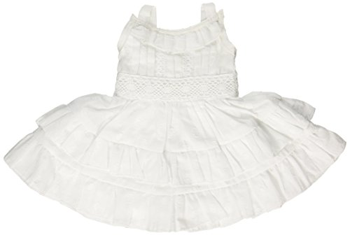 Fleur Blanc Dress - fits American Girl Dolls