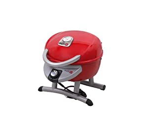 Char-Broil TRU Infrared Patio Bistro 180 Electric Grill, Red from Charbroil