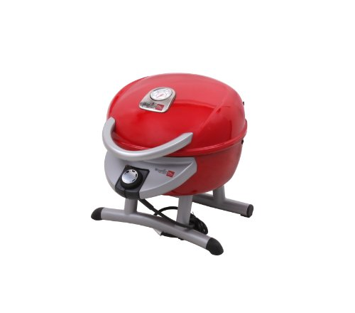 Char-Broil 14601911 Tru Infrared Patio Bistro 180 Electric Grill, Red