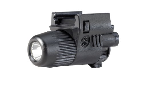 Smith & Wesson Flashlights Miniature Weapon Mounted Light (Black)