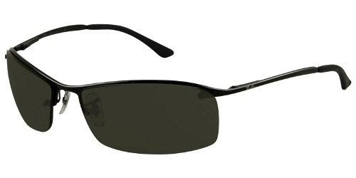 Ray-Ban Sonnenbrillen rb3183 TOP BAR 006/71, 63 mm