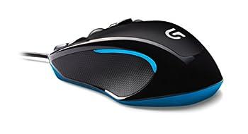 LOGICOOL オプティカル ゲーミングマウス G300s