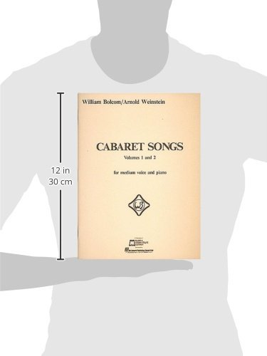 Cabaret Songs - Volumes 1 and 2: Voice and Piano