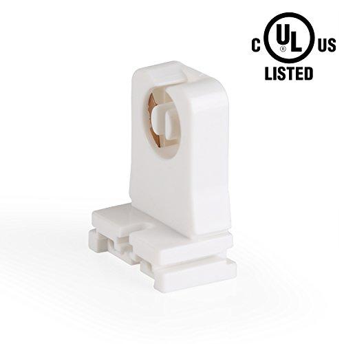 ul listed non shunted t8 lamp holder jackyled socket. Black Bedroom Furniture Sets. Home Design Ideas